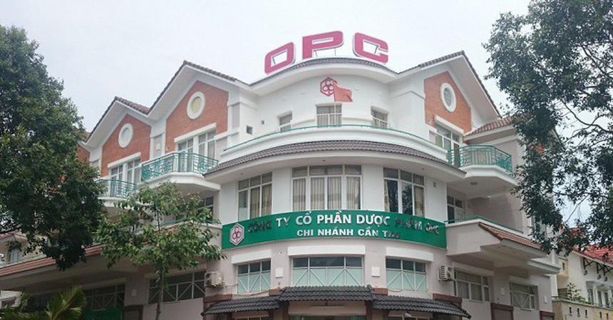 Nhiều lãnh đạo Dược phẩm OPC (OPC) đăng ký bán ra cổ phiếu