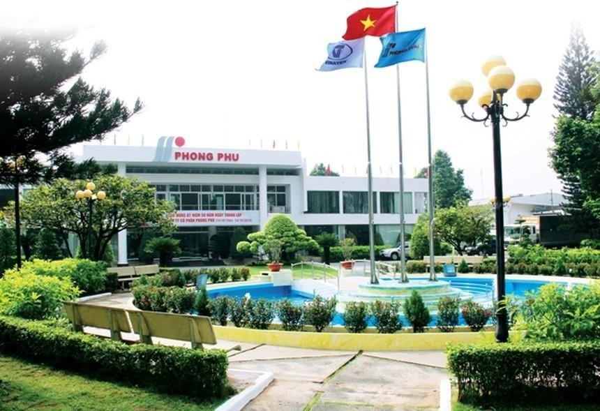 Phong Phú (PPH): Quý II/2021, doanh thu tăng nhẹ lên 433 tỷ đồng