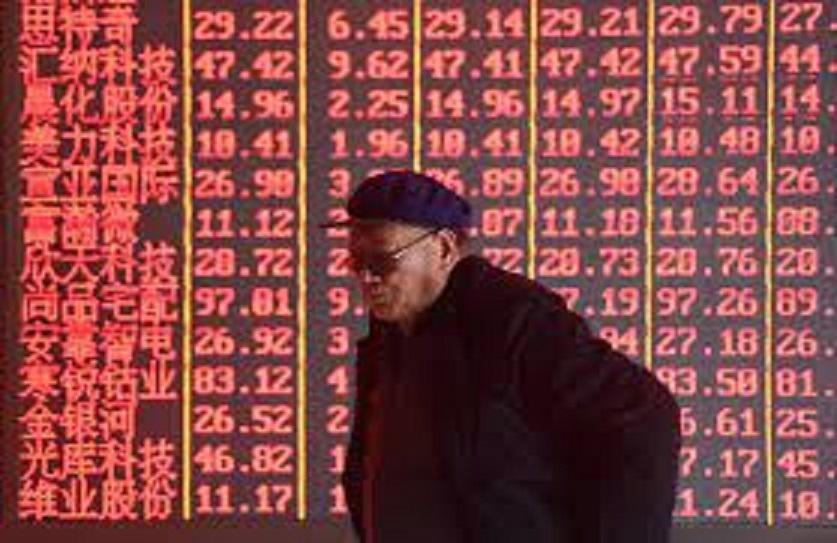 P/E chứng khoán châu Á xuống mức thấp nhất 14 tháng