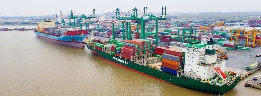 Container Việt Nam (VSC) hoàn tất mua 36% vốn tại CTCP Cảng VIMC Đình Vũ