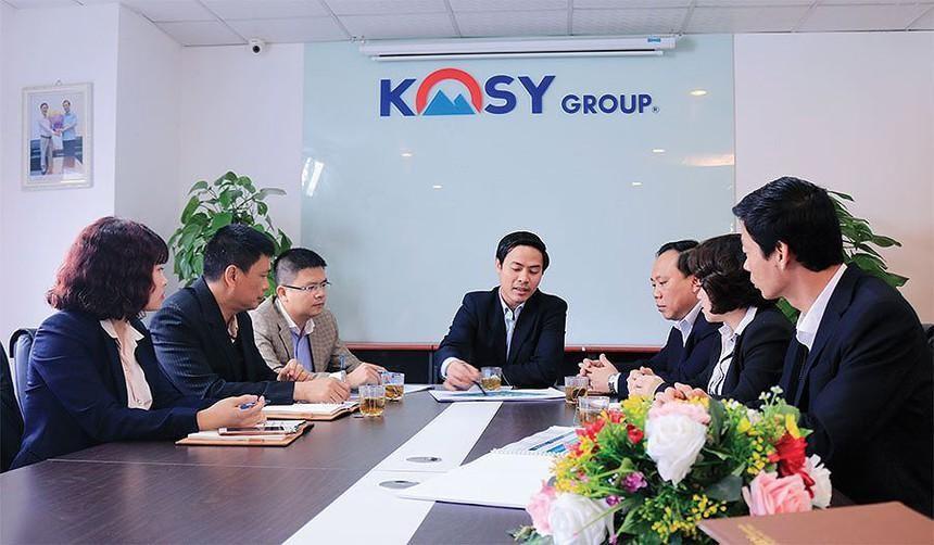 Chủ tịch HĐQT KOSY (KOS) đăng ký mua hơn 36,2 triệu cổ phiếu