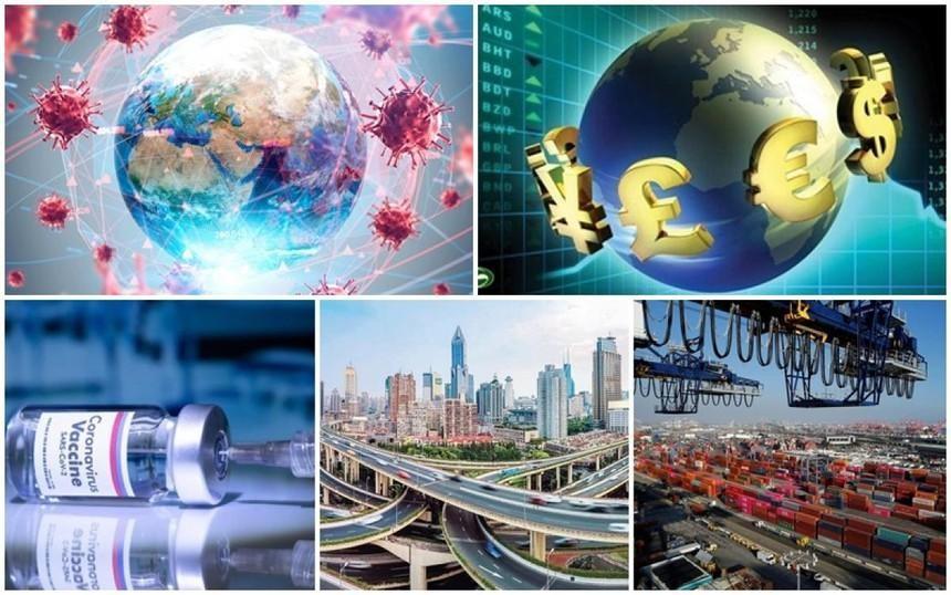 Kinh tế thế giới đang đối mặt với nhiều sóng gió trong giai đoạn cuối năm 2021