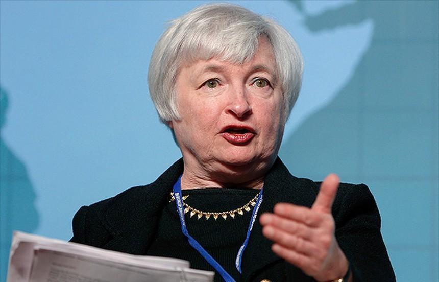 Bà Janet Yellen, Bộ trưởng Tài chính Mỹ
