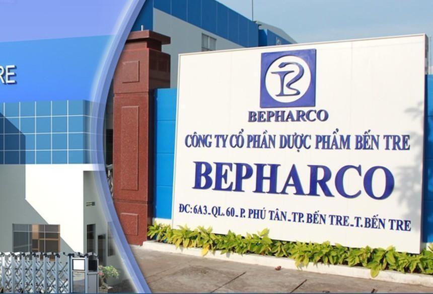 Bepharco (DBT): Vợ Chủ tịch HĐQT đăng ký bán toàn bộ hơn 2 triệu cổ phiếu