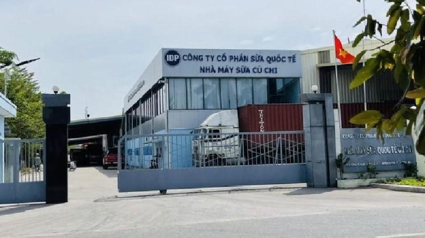 Sữa Quốc tế (IDP): Giám đốc tài chính đăng ký bán 40.000 cổ phiếu