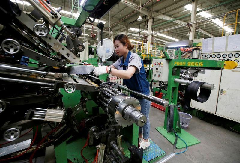 Châu Á: Hoạt động sản xuất suy giảm trong tháng 9