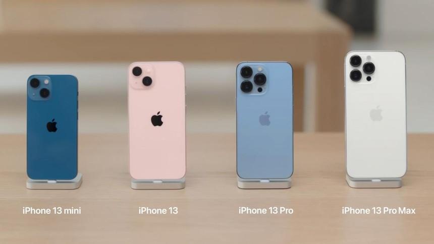 Apple cắt giảm sản lượng iPhone 13 do thiếu chip