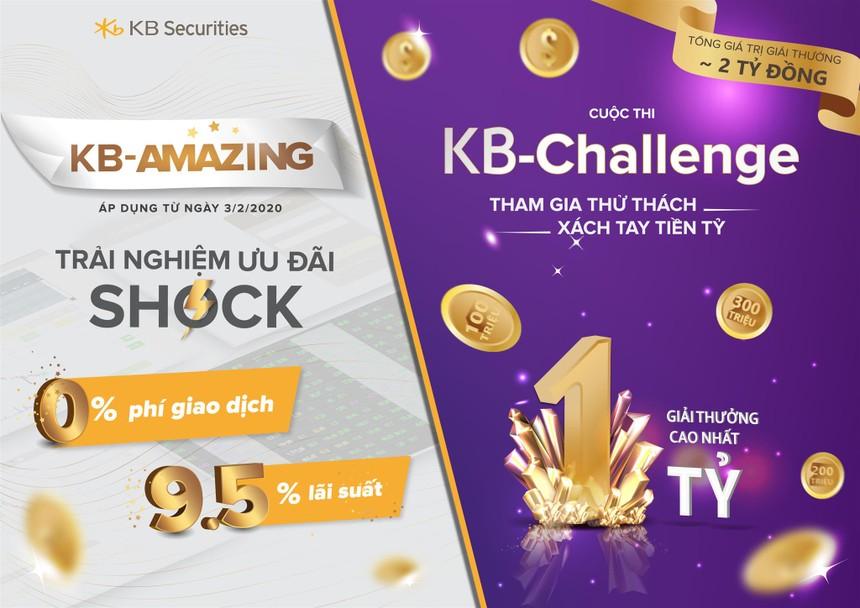 KBSV ra mắt sản phẩm KB-Amazing và cuộc thi KB-Challenge