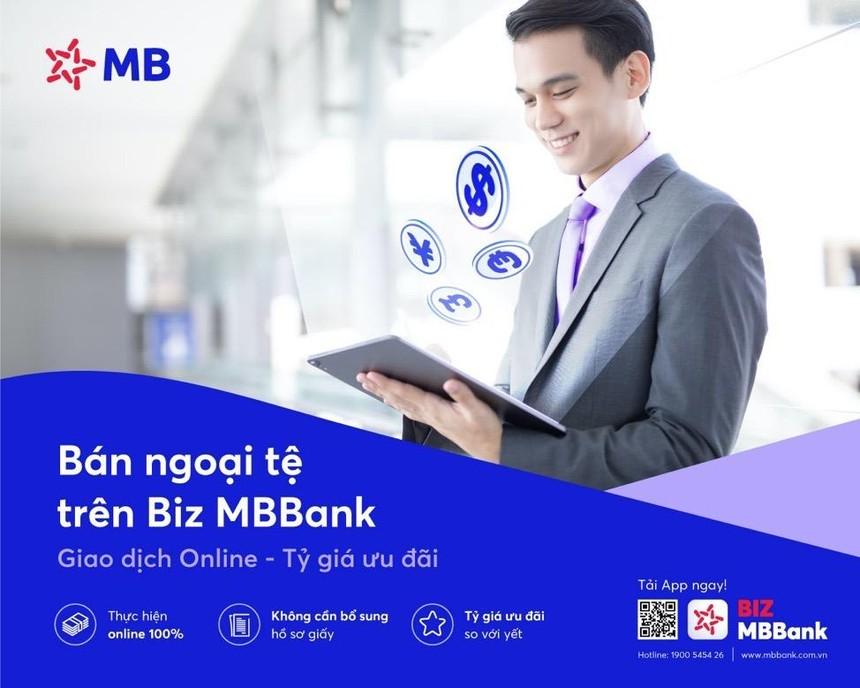 MBBank tiên phong phát triển ứng dụng BIZ MBBank - nền tảng số toàn diện hàng đầu dành cho doanh nghiệp.