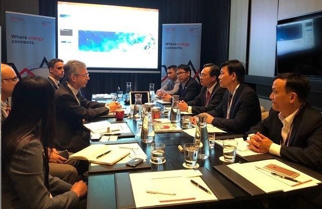 BSR tiếp xúc, trao đổi với các đối tác nhằm mở rộng cơ hội mua dầu thô.