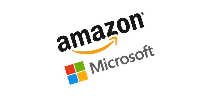 """Amazon đâm đơn kiện phản đối quyết định """"10 tỷ USD"""" chọn Microsoft của Lầu Năm Góc"""