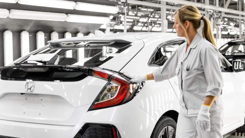 Honda thu hồi 2,7 triệu ô tô tại Bắc Mỹ do lỗi túi khí