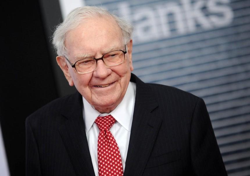 Tỷ phú Warren Buffett. Ảnh: Getty Images.
