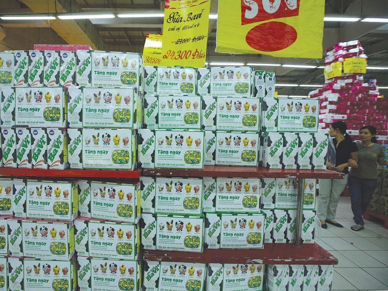 Ngày 8/1, Sữa Quốc Tế (IDP) bắt đầu giao dịch trên UPCoM với giá tham chiếu 50.000 đồng/cổ phiếu