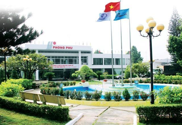Phong Phú (PPH) sắp chi hơn 112 tỷ đồng để trả cổ tức 2020