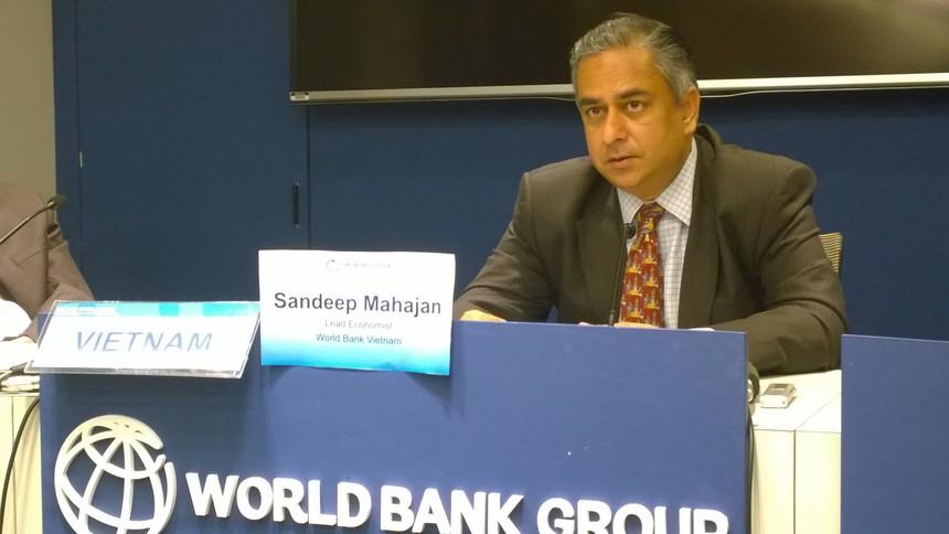 Ông Sandeep Mahajan