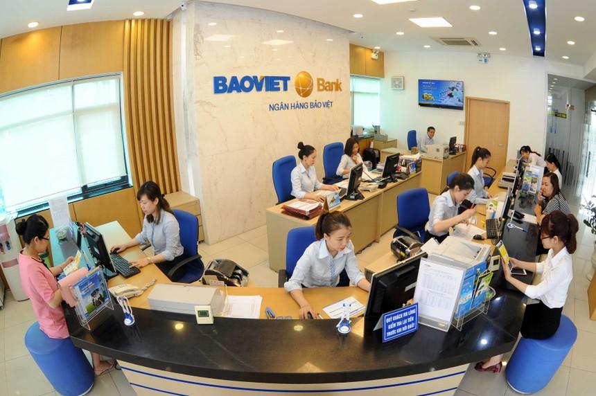 BAOVIET Bank: Lãi thuần từ hoạt động tín dụng đạt gần 400 tỷ đồng