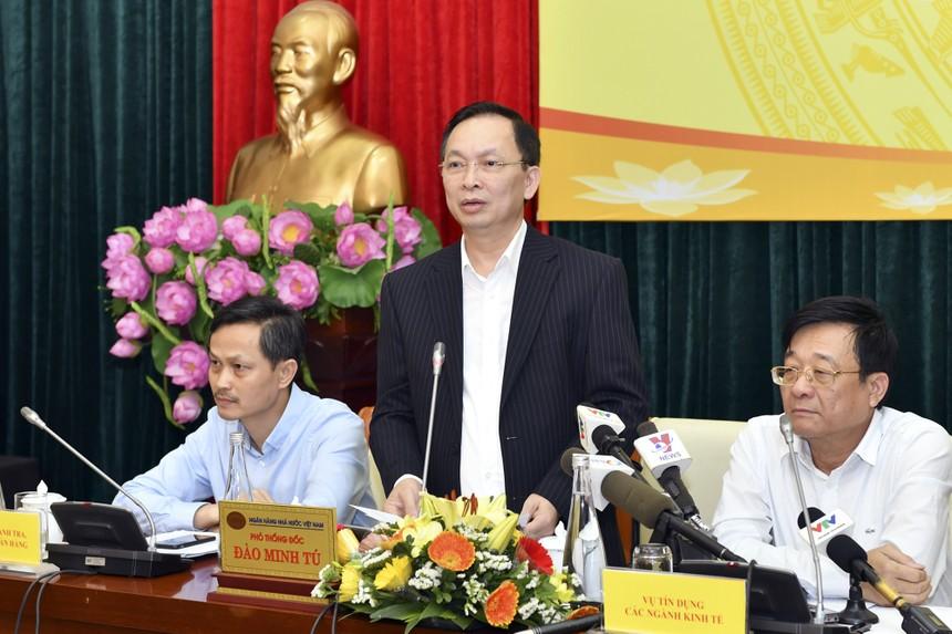 Ông Đào Minh Tú, Phó Thống đốc NHNN Việt Nam