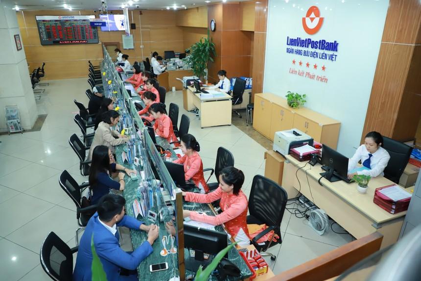 LienVietPostBank (LPB) được chấp thuận tăng vốn từ việc chia cổ tức tỷ lệ 12%