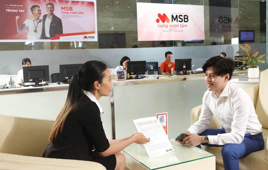 MSB được Moody's nâng hạng tín nhiệm
