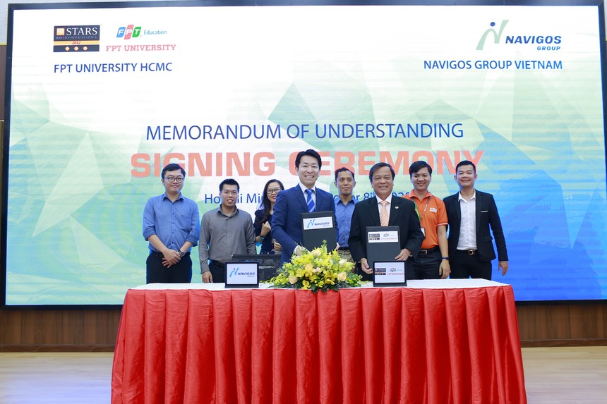 VietnamWorks InTECH và Trường Đại Học FPT ký Bản ghi nhớ thỏa thuận hợp tác