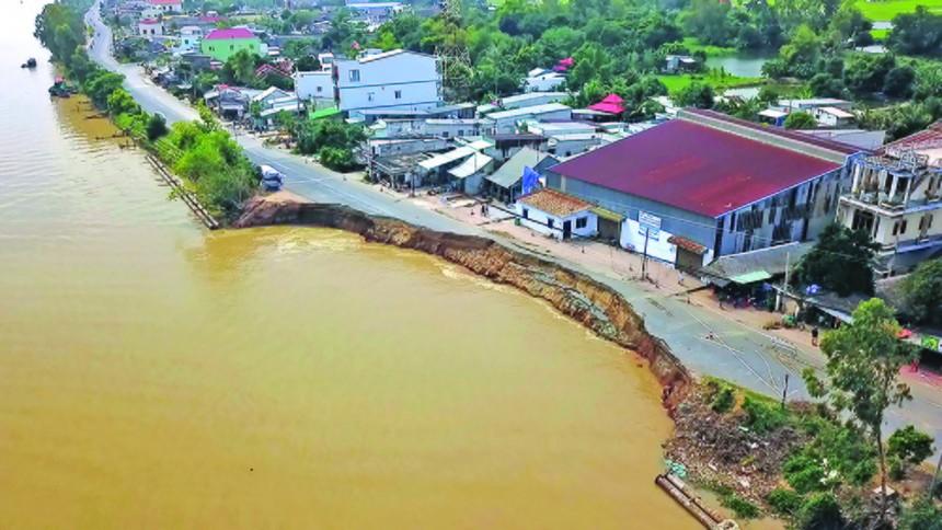 WB: Mỗi năm Việt Nam có 852 triệu USD bị ảnh hưởng do nguy cơ lũ lụt ven sông và ven biển