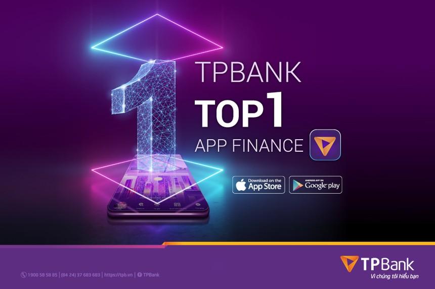 Ứng dụng của thương hiệu Việt lên top 1 Google Play và Apple Store