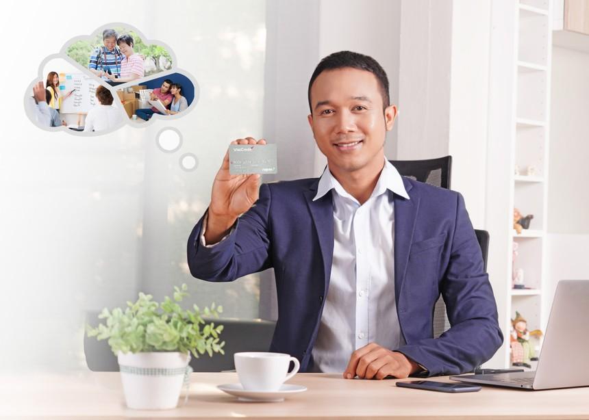 Sử dụng hiệu quả thẻ vay ứng tiền nhanh, lợi ích càng tăng