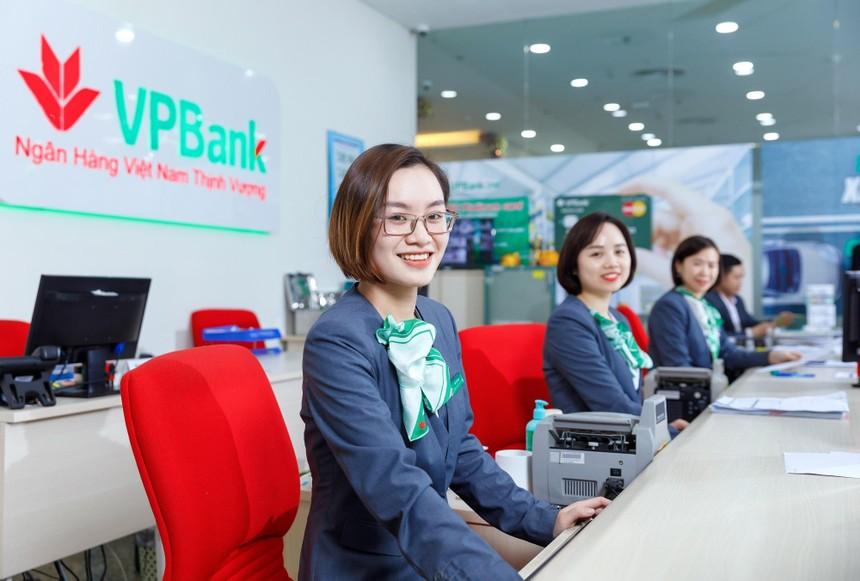 Năm 2020, VPBank (VPB) báo lãi trước thuế hợp nhất hơn 13.000 tỷ đồng