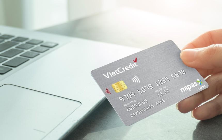 Thẻ chip của VietCredit có độ bảo mật thông tin vượt trội