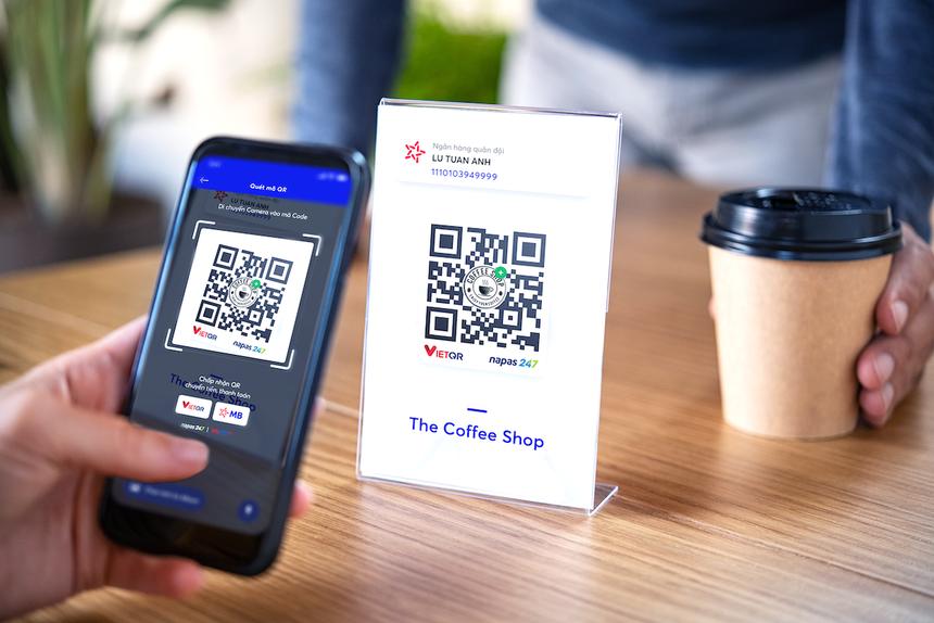 Ra mắt thương hiệu VietQR và chuyển tiền nhanh Napas247 bằng mã QR