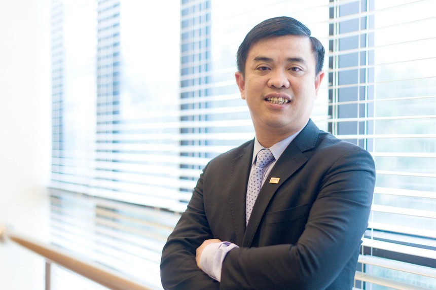 Ông Nguyễn Văn Lê, Tổng Giám đốc SHB gần 23 năm