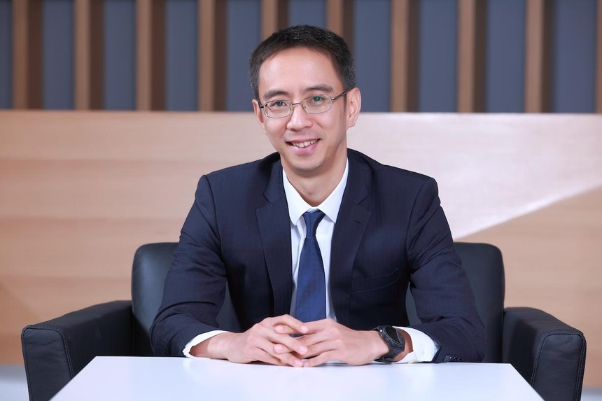 Ông Ngô Đăng Khoa, Giám đốc Khối kinh doanh tiền tệ, thị trường vốn và dịch vụ chứng khoán, Ngân hàng HSBC Việt Nam