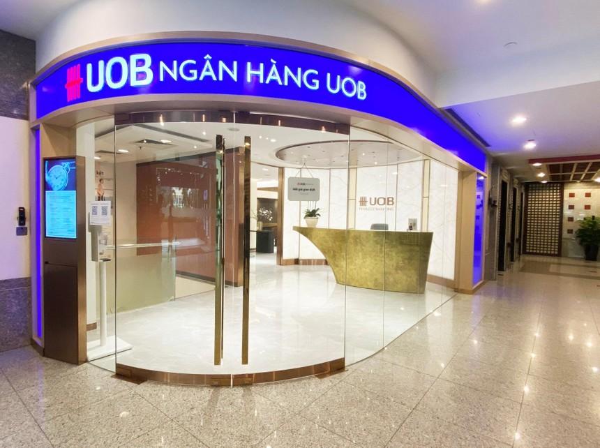 Ngân hàng UOB Việt Nam được tăng vốn điều lệ thêm 2.000 tỷ đồng