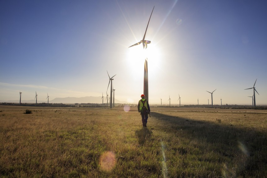 HSBC cung cấp tín dụng xanh cho ngành điện gió Việt Nam