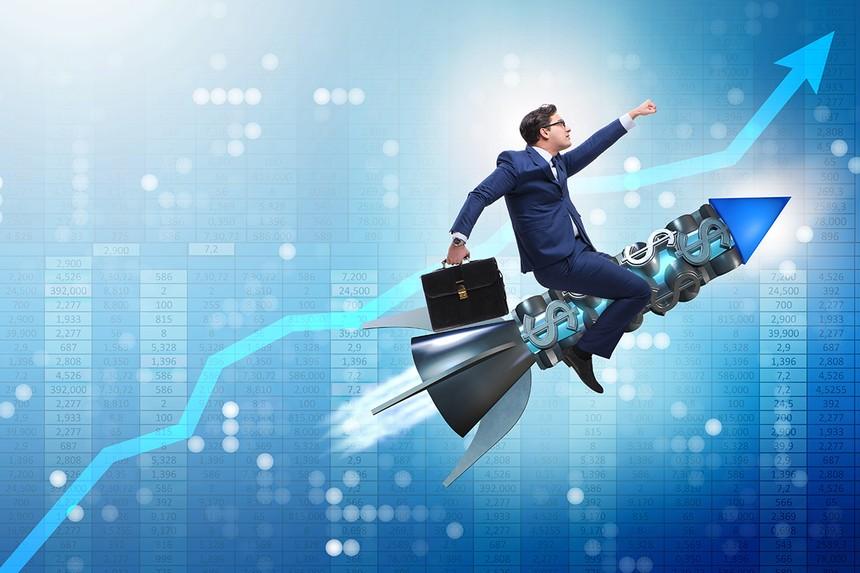 Giao dịch chứng khoán chiều 9/12: Thị trường nổi sóng, VN-Index lên sát mốc 1.040
