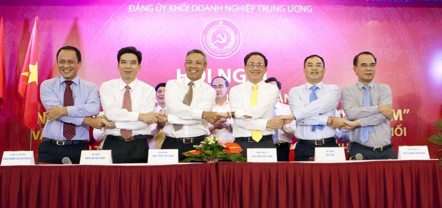 Đa số các tập đoàn, tổng công ty Việt Nam hợp tác, liên kết với nhau