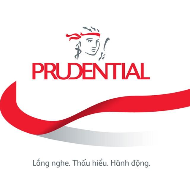 Logo mới của Prudential Việt Nam