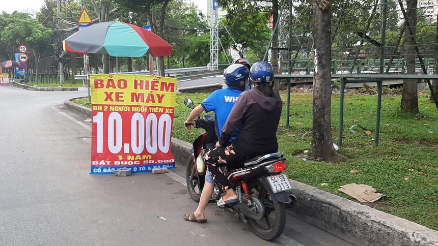 Bộ Tài chính nói gì về việc sản phẩm bảo hiểm bắt buộc xe máy bán đại hạ giá?
