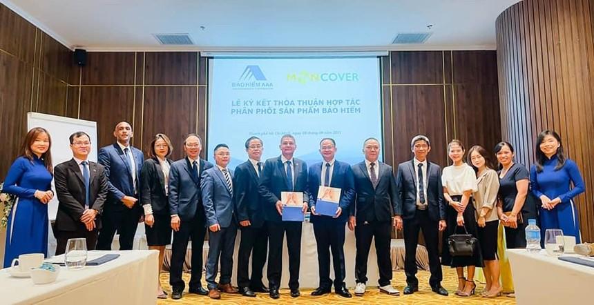 Bảo hiểm AAA hợp tác với Moncover Việt Nam