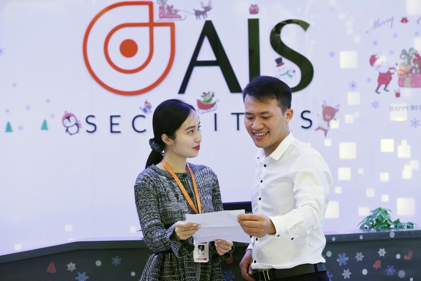 Chứng khoán AIS bắt đầu cung cấp dịch vụ chứng khoán phái sinh