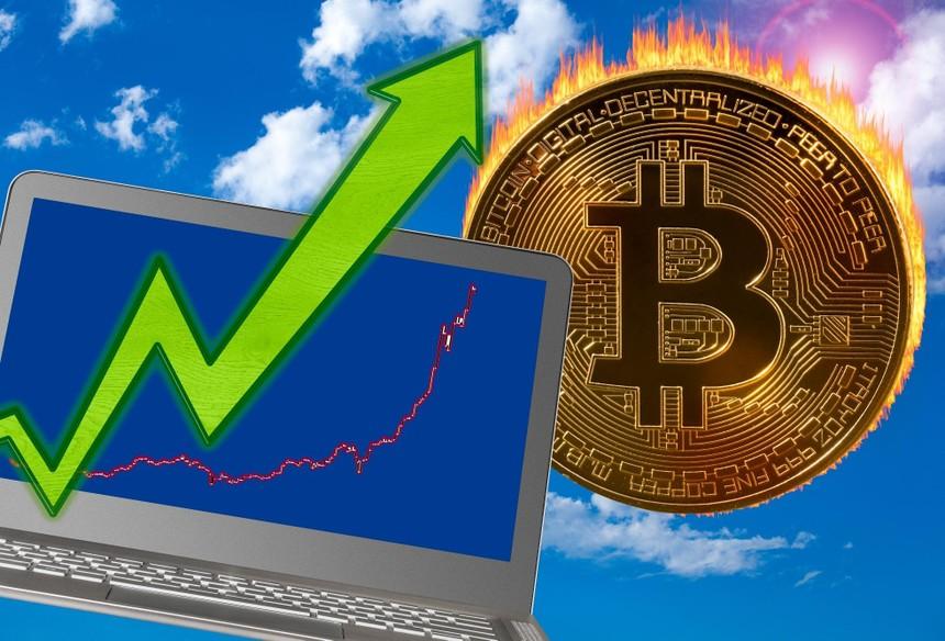 Giá Bitcoin hôm nay ngày 12/10: Bitcoin lại tiến thêm một bước đến gần mức đỉnh kỷ lục