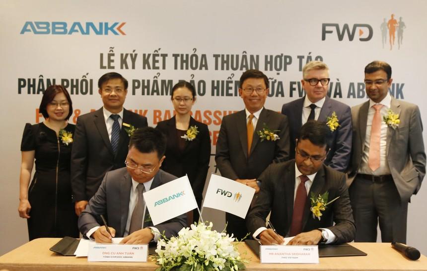 FWD là đối tác độc quyền của ABBANK