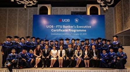 UOB Việt Nam hợp tác với Đại học Ngoại thương đào tạo nâng cao cho chuyên viên ngân hàng