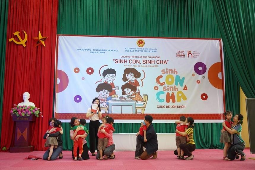 Generali tiếp tục triển khai chương trình giáo dục cộng đồng tại Bắc Ninh