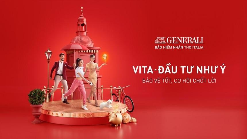 """Generali ra mắt sản phẩm đặc biệt """"VITA - Đầu tư như ý"""""""