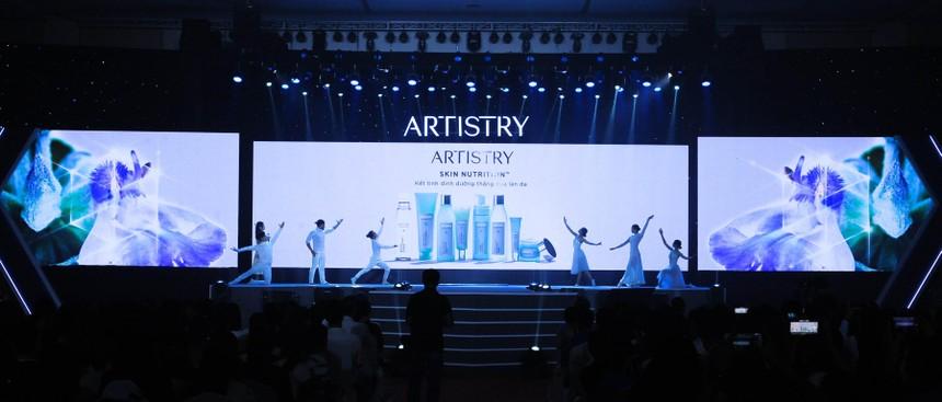 Amway ra mắt dòng sản phẩm mới Artistry Skin Nutrition