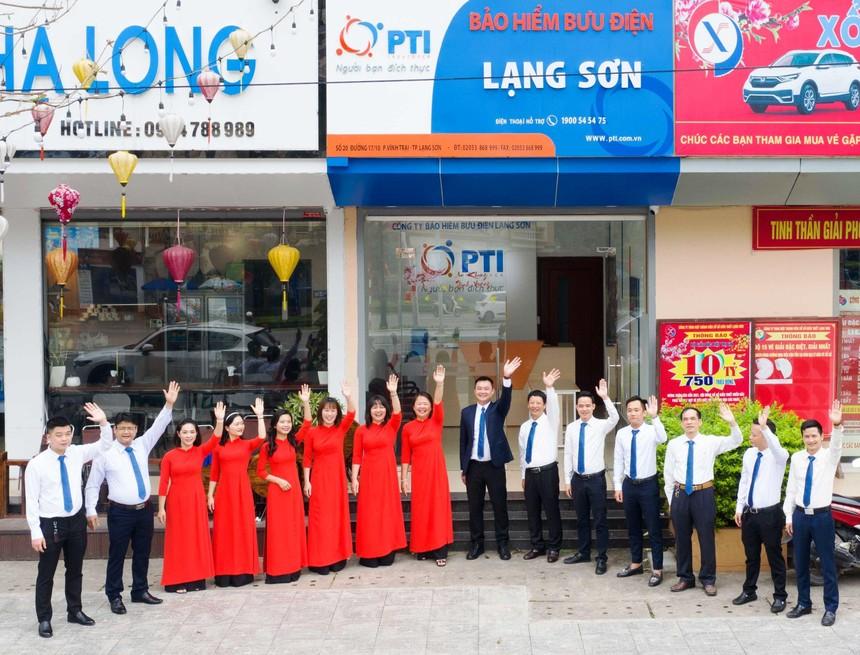 PTI ra mắt đơn vị thành viên tại Lạng Sơn