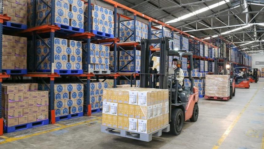 Các giải pháp nhằm ổn định sản xuất, cung ứng trong điều kiện giãn cách do dịch bệnh giúp Vinamilk đảm bảo kết quả kinh doanh trong nước và cả xuất khẩu