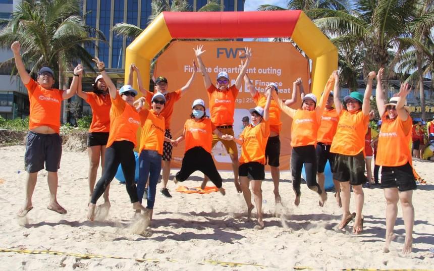 FWD Việt Nam: Một trong những công ty có môi trường làm việc tốt nhất châu Á năm 2021